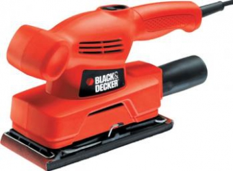 Slefuitor Cu Talpa Black And Decker Ka300 135w