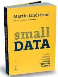 Small data. Indicii marunte care scot la iveala trenduri in masa - Martin Lindstrom title=Small data. Indicii marunte care scot la iveala trenduri in masa - Martin Lindstrom
