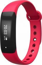 pret preturi Smartband Fitness Evolio X-Fit Pro Monitorizare Puls Rosu