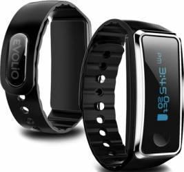 Smartband Fitness Evolio X-Fit S Negru Smartwatch