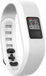 SmartBand Fitness Garmin Vivofit 3 White Smartwatch