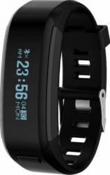 Smartband NO1 Band F1 Bluetooth Push Negru Smartwatch