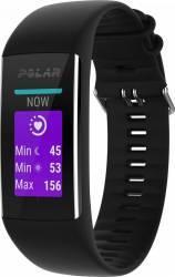 Smartband Polar A370 M-L Negru Smartwatch