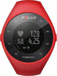 Smartband Polar M200 GPS HR Rosu