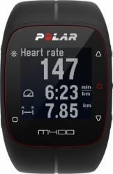 Smartband Polar M400 GPS Negru + Senzor HR Polar H7