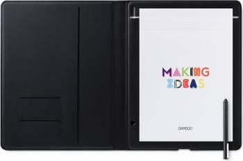 Smartpad Wacom Bamboo Folio Large Resigilat Tablete Grafice