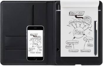 Smartpad Wacom Bamboo Folio Small Tablete Grafice