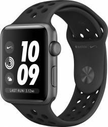 Smartwatch Apple Watch Nike Plus GPS 42mm Space Grey Aluminium Case with Anthracite/Black Nike Sport Band Smartwatch