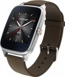 SmartWatch Asus Zenwatch 2 WI501Q Argintiu Curea Rubber Taupe