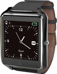Smartwatch Bluboo uWatch Negru Smartwatch