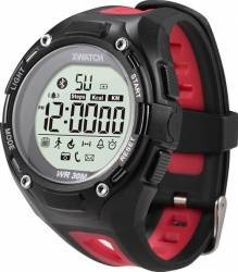 Smartwatch Cronos Sport eXtreme Waterproof Black-Red