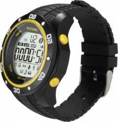 Smartwatch Cronos Sport eXtreme Waterproof Black-Yellow Smartwatch
