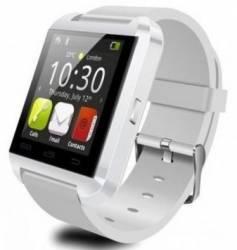 SmartWatch Cronos U8 Alb Smartwatch