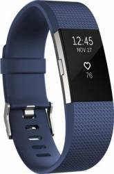 Smartband Fitbit Charge 2 HR L Albastru Smartwatch