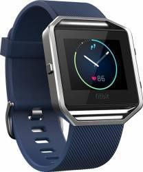 Smartwatch Fitness Fitbit Blaze Large Albastru