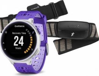 SmartWatch Garmin Forerunner 230 HR White-Purple smartwatch