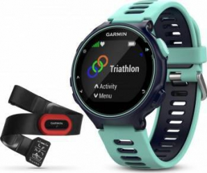 Smartwatch Garmin Forerunner 735XT HR GPS Midnight Blue Smartwatch