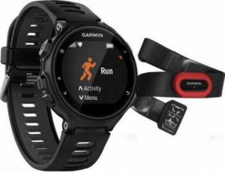 Smartwatch Garmin Forerunner 735XT HR GPS Black Smartwatch