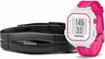 SmartWatch Garmin Forerunner 25 HR White-Pink Smartwatch