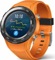 Smartwatch Huawei Watch W2 4G Dynamic Orange Sport Strap smartwatch