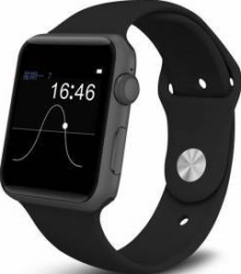 Smartwatch iWearDigital A1 cu SIM - Negru smartwatch