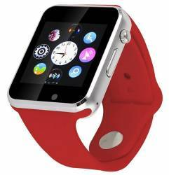 Smartwatch iWearDigital A1 cu SIM - Rosu smartwatch