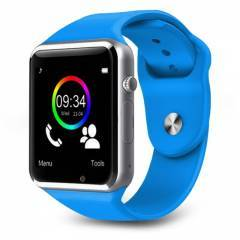 Smartwatch iWearDigital A1 cu SIM - Blue Smartwatch