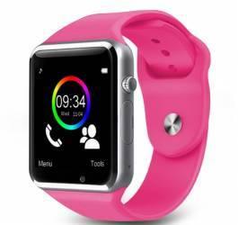 Smartwatch iWearDigital A1 cu SIM - Roz Smartwatch