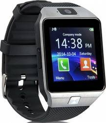 Smartwatch Iweardigital Dz09 Silver Bonus Cartela Prepaid Vodafone Power