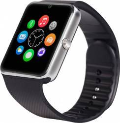 Smartwatch iWearDigital GT08 cu SIM - Argintiu Smartwatch