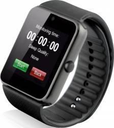 Smartwatch iWearDigital GT08 cu SIM - Negru Smartwatch