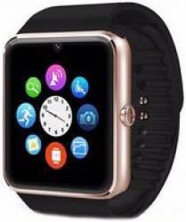 Smartwatch iWearDigital GT08 cu SIM - RoseGold Smartwatch