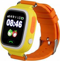 SmartWatch iWearDigital Kids G32 cu GPS SIM si WI-FI - Portocaliu Smartwatch