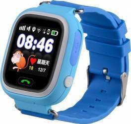 SmartWatch iWearDigital Kids G32 cu GPS SIM si WI-FI - Albastru Smartwatch