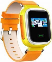 SmartWatch iWearDigital Kids G78 cu GPS si SIM - Portocaliu Smartwatch