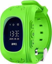 SmartWatch iWearDigital Kids Q50 cu GPS si SIM - Verde Smartwatch