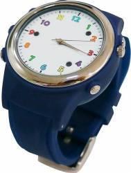 SmartWatch iWearDigital Kids TD01 cu GPS si SIM - Dark Blue smartwatch