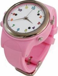 SmartWatch iWearDigital Kids TD01 cu GPS si SIM - Pink Smartwatch