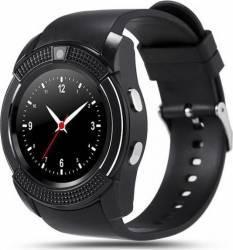 SmartWatch iWearDigital V8 cu SIM - Negru Smartwatch