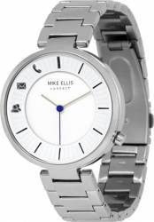 Smartwatch Mike Ellis Basic Sabatino M4846A White Silver Smartwatch
