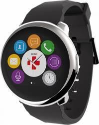 Smartwatch MyKronoz ZeRound negru-argintiu Resigilat Smartwatch