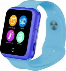 pret preturi Smartwatch NO1 D3 cu Micro SIM si Suport SD - Albastru