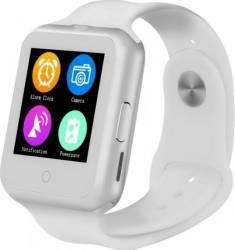 pret preturi Smartwatch NO1 D3 cu Micro SIM si Suport SD - Alb