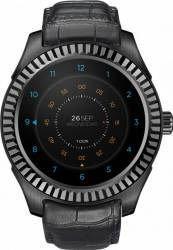 Smartwatch NO1 D7 GPS Bluetooth Black Smartwatch