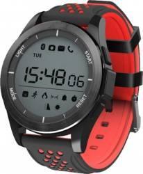 Smartwatch NO1 F3 Black-Red Resigilat smartwatch
