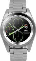 Smartwatch NO1 G6 Bluetooth HR Curea Metal Grey Smartwatch