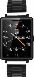 Smartwatch NO1 G7 Bluetooth Curea Metal Black smartwatch