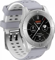 Smartwatch NO1 GS8 HR GPS SIM Grey-White Smartwatch