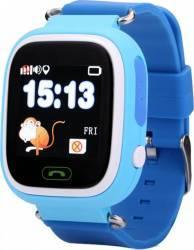 pret preturi Smartwatch Star pentru Copii  cu GPS SIM si Apel SOS Albastru