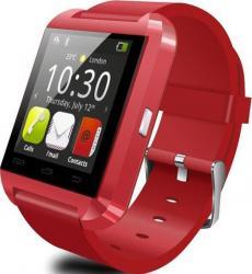 Smartwatch Cronos U8 Rosu